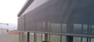 Lonas microperforadas para toldos