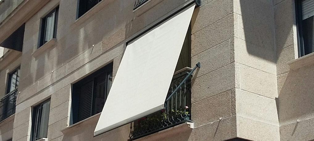 Toldos para ventanas, modelos y opciones